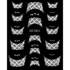 Maychao - Nail Sticker (XF861)