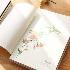 Cute Essentials - Medium Printed Notebook
