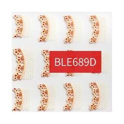 Maychao - Nail Sticker (BLE689D)