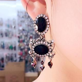 Supermary - Jeweled Earrings