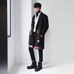 MRCYC - Printed Trench Coat