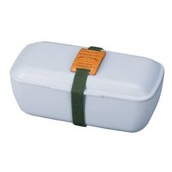 Hakoya - Hakoya American Vintage Dome Lunch Box (Grey)