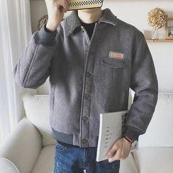 JUN.LEE - Woolen Jacket