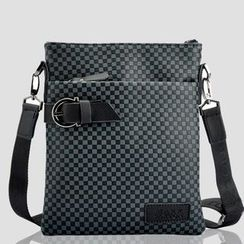 ROI - Plaid Cross Bag