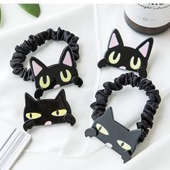 Coolgirl - Cat Hair Tie / Brooch