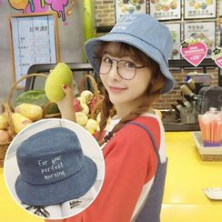 Ordinario - Lettering Bucket Hat
