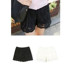 REDOPIN - Laced Shorts