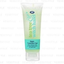 Boots - Tea Tree & Witch Hazel Night Treatment Gel