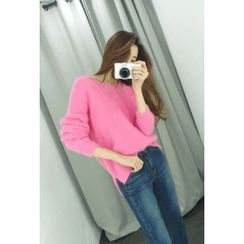 ATTYSTORY - Colored Bouclé Sweater