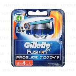 Gillette - Fusion 5 + 1 Proglide Manual Changeable Blade