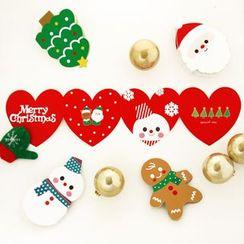 OH.LEELY - 五件套: 聖誕卡