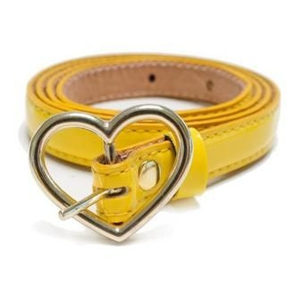 Life 8 - Genuine-Leather Belt - Women