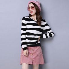 Romantica - 条纹毛衣