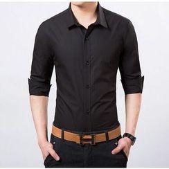 JIBOVILLE - Long-Sleeve Shirt