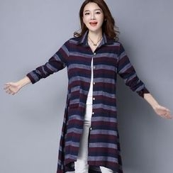 One2One - Striped Long Shirt