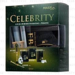 Mask house - Celebrity All-in-One Set (5 items): Serum x 2 + Mask x 3