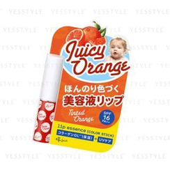 ettusais - Juicy Orange Lip Essence SPF 16 PA++ (Tinted Orange)