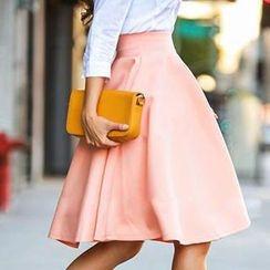 Dream a Dream - A-Line Midi Skirt