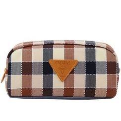 Bookuu - 格子笔袋