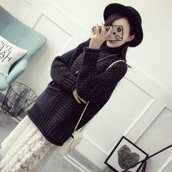 Qimi - 長款厚款毛衣