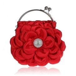 Glam Cham - Floral Clutch