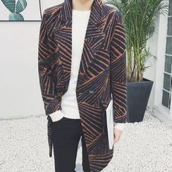 NAPO - Patterned Coat