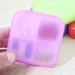 VANDO - Square Pill Box