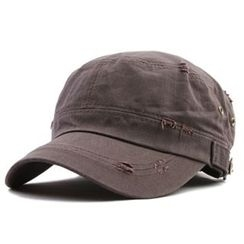 Ohkkage - Distressed Militray Cap