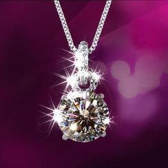 Nanazi Jewelry - Austrian Crystal Necklace