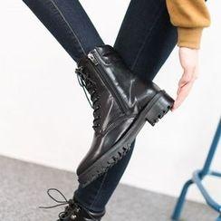 VIVIER - Lace-Up Boots