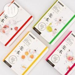 YUNO - 印花笔记本