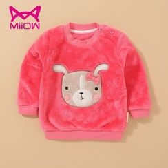 MiiOW - Kids Applique Pullover