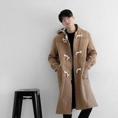 Seoul Homme - Wool-Blend Duffle Coat