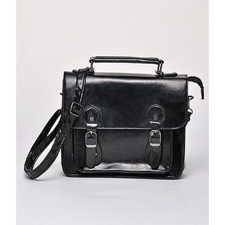 59 Seconds - Buckled Crossbody Bag