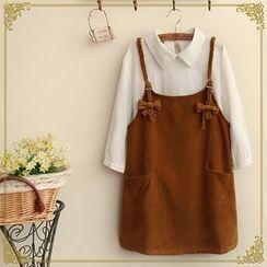 Fairyland - Bow Jumper Skirt