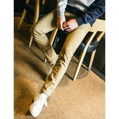 STYLEMAN - Fleece-Lined Dress Pants