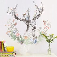 LESIGN - Cartoon Wall Stickers
