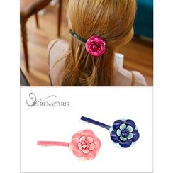 soo n soo - Flower Hair Barrette