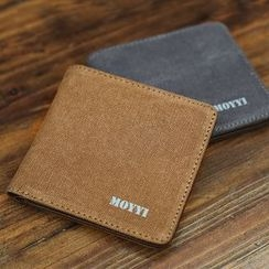 Moyyi - Zip Around Canvas Wallet
