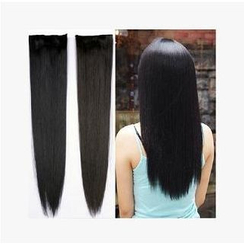 Aura Wigs - Clip-In Hair Extension -  Straight