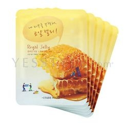 Etude House - I Need You, Royal Jelly! Mask Sheet