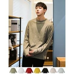 STYLEMAN - Colored Round-Neck T-Shirt