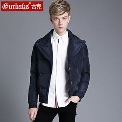 Gurbaks - Double-breasted Padded Coat