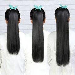 SWIGS - 馬尾假髮 - 直髮