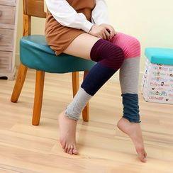 Flotide - Color Block Leg Warmer