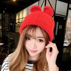 Pompabee - Mouse Ear Beanie