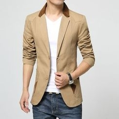 Cipher - Color Panel Blazer