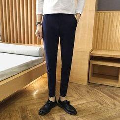 EVAMORE - 修身九分褲
