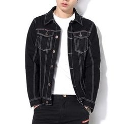 Seoul Boy - Denim Jacket