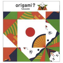 cochae - cochae : classic series Origami Paper Set Fukusuke (5 Sheets Set)